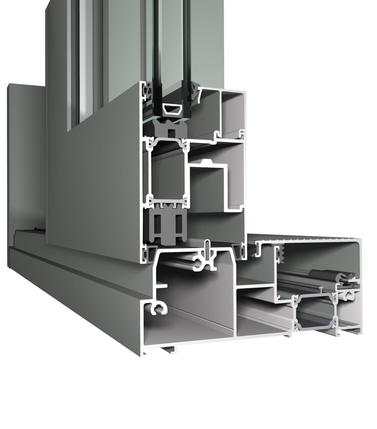 Aluminium Doors Product : Aluminium products dg windows