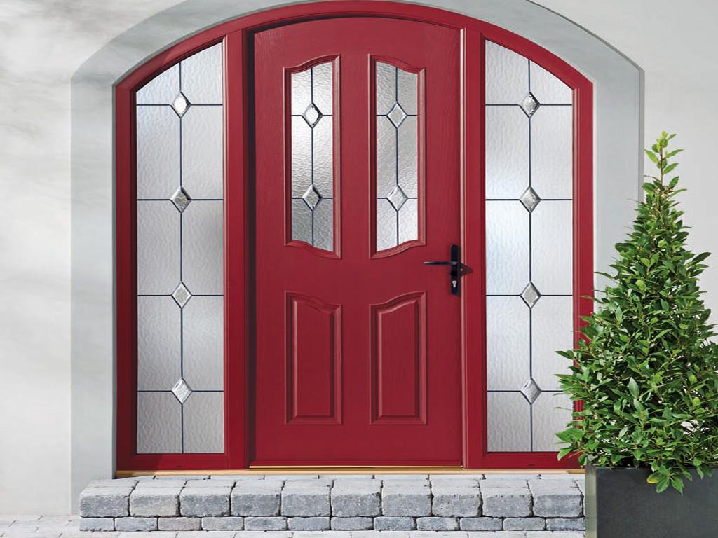Composite doors ireland and uk for Upvc french doors northern ireland